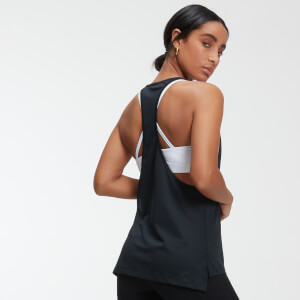 MP Power Women's Vest - Black