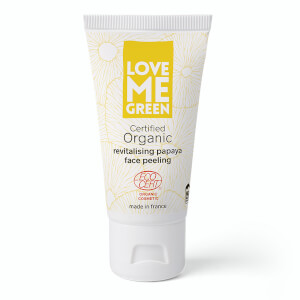 Love me Green Revitalising Papaya Face Peeling