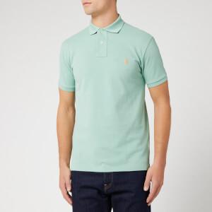 Polo Ralph Lauren Men's Short Sleeve Slim Fit Polo Shirt - Faded Mint