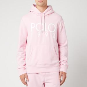 Polo Ralph Lauren Men's Montauk 1992 Hoody - Garden Pink
