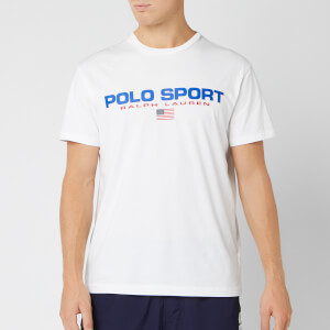 Polo Sport Ralph Lauren Men's T-Shirt - White