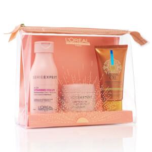 L'Oréal Professionnel Série Expert Vitamino Color Sunset Light Travel Set