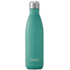 S'well Carbon Montana Blue Water Bottle - 500ml