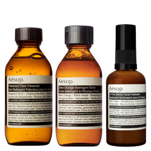 Aesop Face Bundle