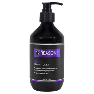 12Reasons Purple Conditioner 400ml