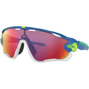 Oakley Jawbreaker Sunglasses - Sapphire/Prizm Road