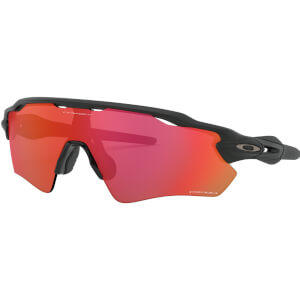 Oakley Radar EV Path Sunglasses - Matte Black/Prizm Trail Torch