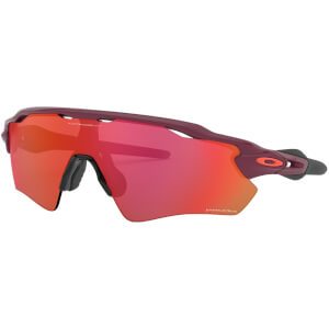 Oakley Radar EV Path Sunglasses - Vampirella/Prizm Trail Torch