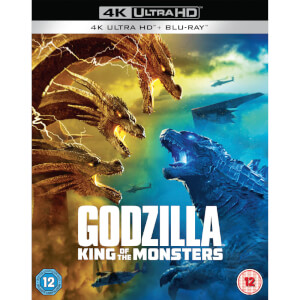 Godzilla: King of the Monsters - 4K Ultra HD