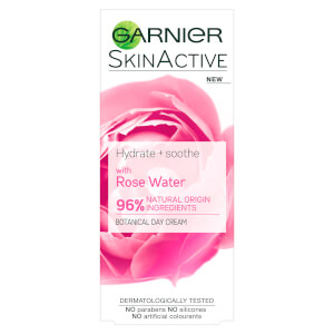 Garnier Natural Rose Water Moisturiser for Sensitive Skin 50ml