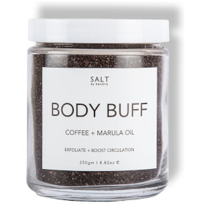 Salt by Hendrix Coffee Body Buff 250g