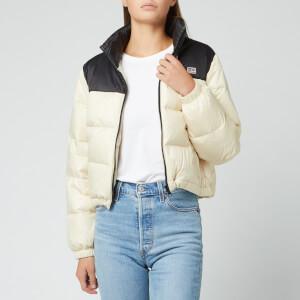 Levi's Women's Francesca Down Puffer Jacket - Sandshell
