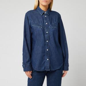Levi's Women's Dori Western Shirt - Doubt It