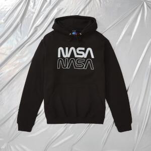 NASA Apollo 11 Logo Unisex Hoodie - Black