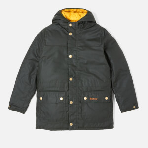 Barbour Boy's Durham Jacket - Sage