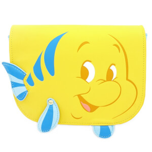 Loungefly Disney The Little Mermaid Flounder Waist Bag
