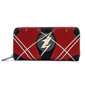 Loungefly DC Comics Justice League The Flash Wallet