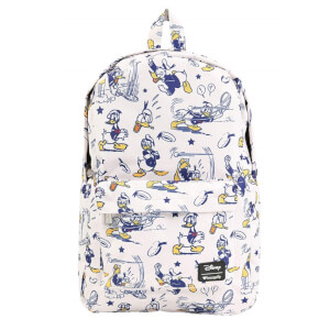 Loungefly Disney Classic Donald Duck Nylon Backpack