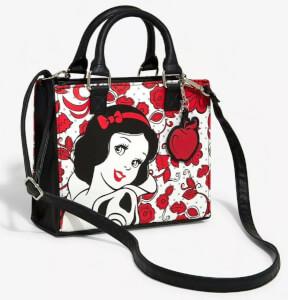 Loungefly Disney Snow White Mini Duffle Bag