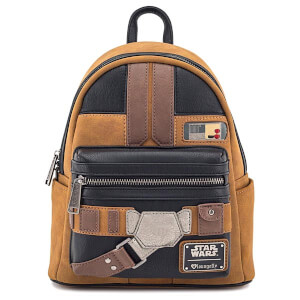 Han Solo Star Wars Loungefly Mini Mochila