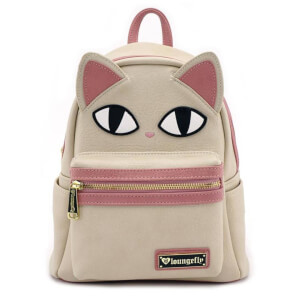 Loungefly Cat Face Mini Backpack