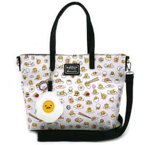 Loungefly Gudetama Tote Bag