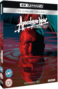 Apocalypse Now Final Cut – 40th Anniversary – 4K Ultra HD & Blu-ray