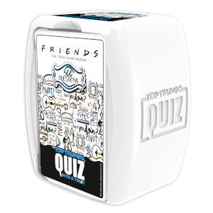 Top Trumps Quiz - Friends