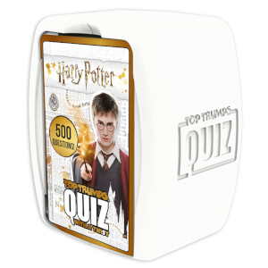Top Trumps Quiz - Harry Potter