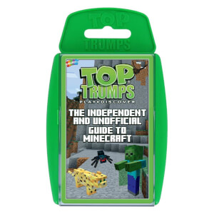 Top Trumps Card Game - Independent and Unofficial Guide to Minecraft Edition