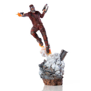 Iron Studios Avengers: Endgame BDS Art Scale Statue 1/10 Star-Lord 31cm