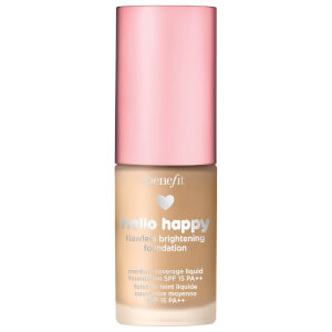 benefit Hello Happy Flawless Liquid Foundation Mini (Various Shades)