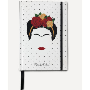 Frida Kahlo Minimalist Notebook