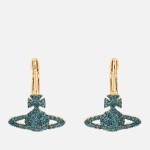 Vivienne Westwood Women's Grace Bas Relief Earrings - Gold Montana