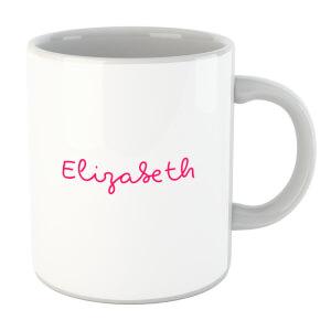 Elizabeth Hot Tone Mug