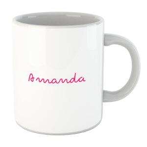 Amanda Hot Tone Mug