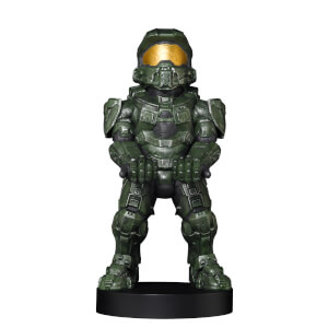 Halo Collectable Master Chief 8 Inch Cable Guy Controller and Smartphone Stand