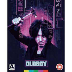 Oldboy- Special Edition Two-Disc Blu-ray Set