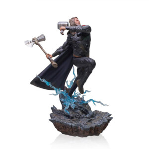 Figurine Thor, Avengers: Endgame, échelle BDS Art 1:10 (27cm)– Iron Studios