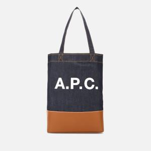 A.P.C. Women's Axelle Tote Bag - Caramel
