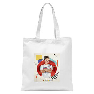 Icons Lina Magull Tote Bag - White
