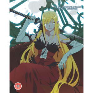 Kizumonogatari: Reiketsu Collector's Edition