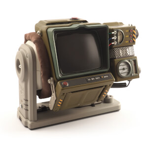Base con altavoz Bluetooth para Pip-Boy - Fallout