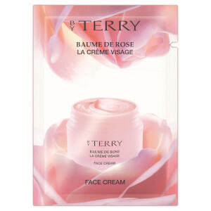 By Terry Baume De Rose La Crème Visage Face Cream Packette