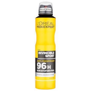 L'Oréal Men Expert Invincible Sport 96H Anti-Perspirant Deodorant 250ml
