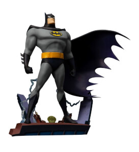 Kotobukiya DC Comics Batman: The Animated Series - Opening Sequence Version ARTFX+ Statue