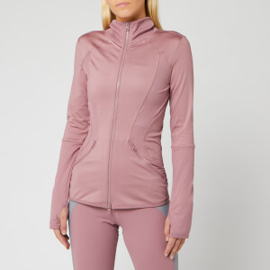 adidas by Stella McCartney Women's Essential Mid Layer Top - Blush Mauve