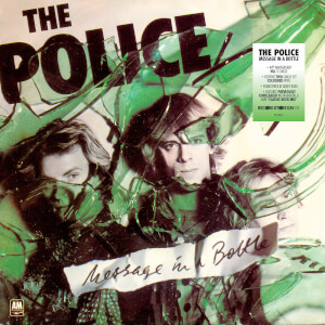 "The Police - Message In A Bottle 7"" Single Set"