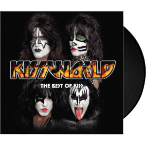 Kiss - KISSWORLD - The Best Of KISS 2xLP