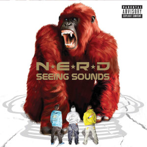 N.E.R.D. - Seeing Sounds 2xLP